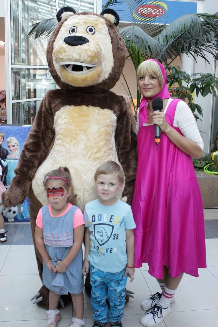 Do školy s mášou a medveďom